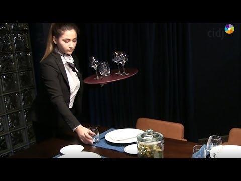 Se Former à L'hôtellerie-restauration Avec Un Handicap