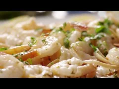 How to Make a Shrimp Scampi Bake | Shrimp Recipes | Allrecipes.com
