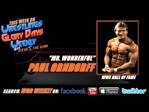 S02EP17 WGD Weekly with Mr Wonderful Paul Orndorff