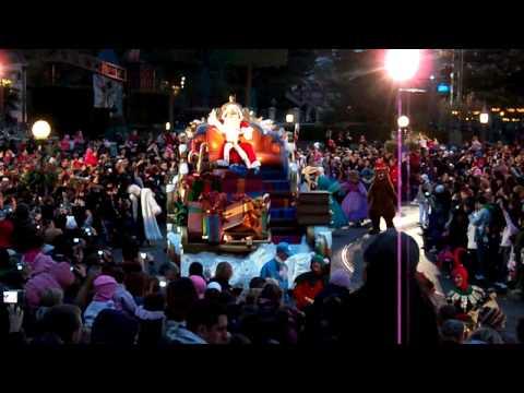 Parade De No 235 L Disneyland Resort Paris 2008 Christmas