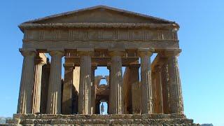 SICILIA- Giardini Naxos-Taormina-Siracusa-Noto -Caltagirone- Segesta-Selinunte-Cefalù -Eraclea MInoa