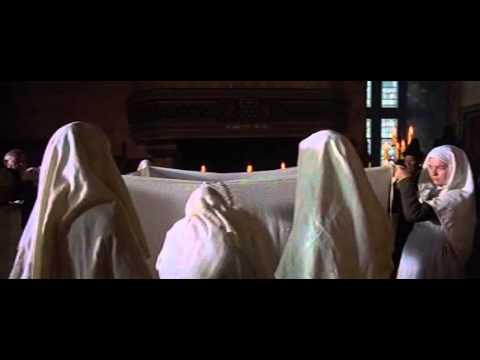 Joan of Arc's virginity is tested (The Messenger: The Story of Joan of Arc)