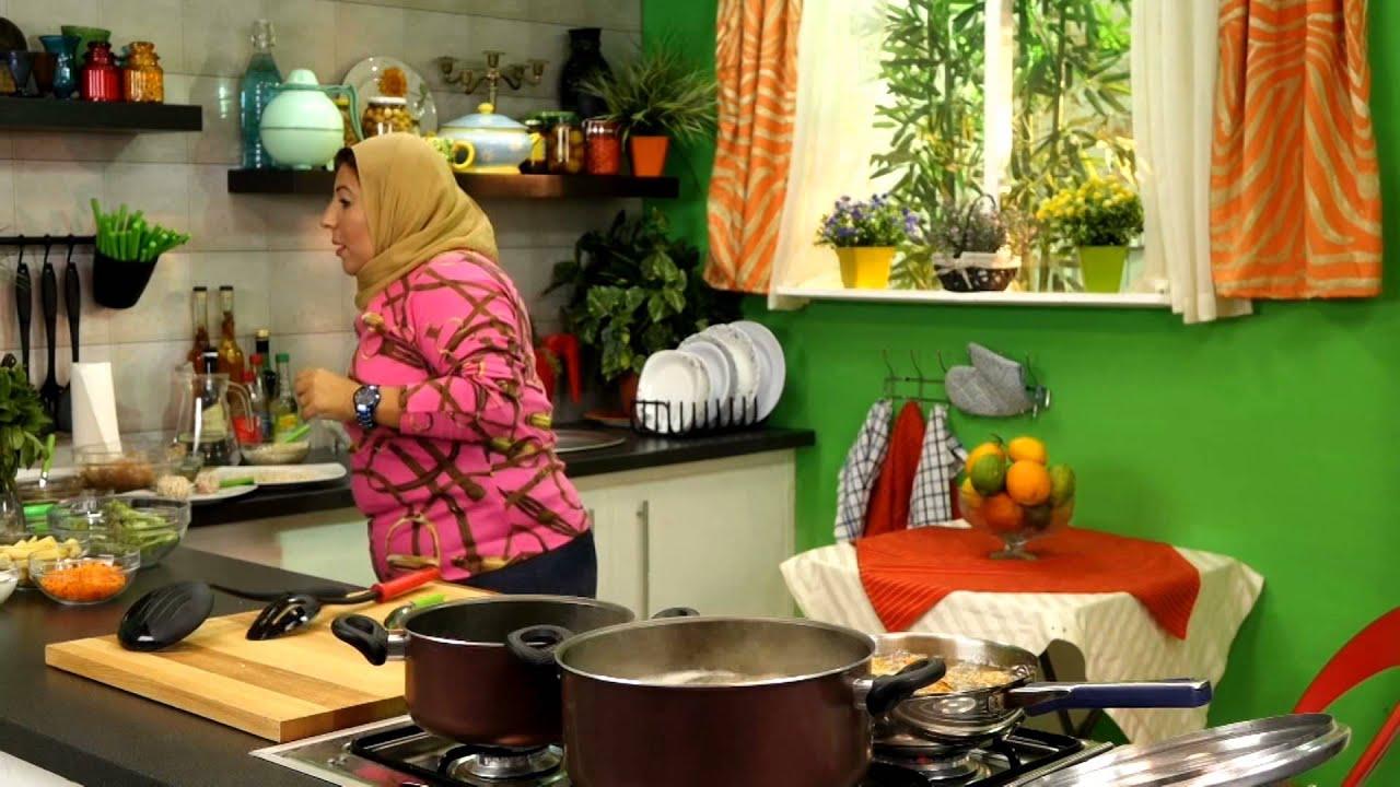 مطبخ ست البيت - نرمين قنديل - الحلقه الحاديه عشر - الجزء الأول
