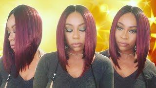 Bangin bob!...It's a wig- Lace Kandle | IAMAHAIR.COM