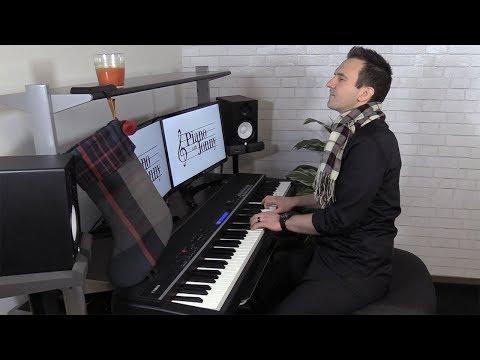 Angels We Have Heard On High - Jonny May [Piano Arrangement]
