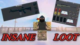 INSANE LOOT & KILLS! - ROBLOX: Dead Mist 2
