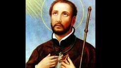 La vie de saint François-Xavier, patron des missions (+ 1552)