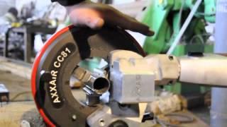 Орбитальная резка трубопровода(Орбитальная резка трубопровода, резка труб осуществляется диаметром от 10 мм до 76 мм., 2012-09-25T05:19:39.000Z)