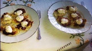 Капустные котлеты от Нади.(Видео-описание приготовления блюда из свежей капусты., 2013-08-18T16:36:43.000Z)