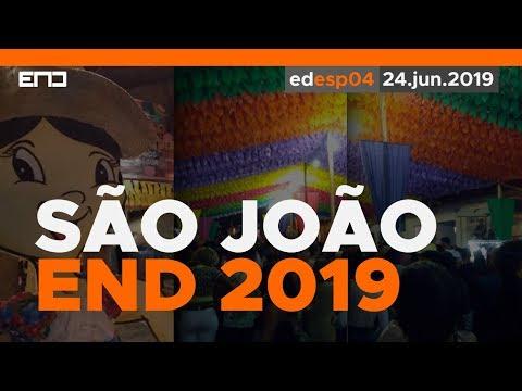 """Banda 'WE"""" anima Cravolândia - BA   Cobertura SÃO JOÃO END 2019   ED04 24062019"""
