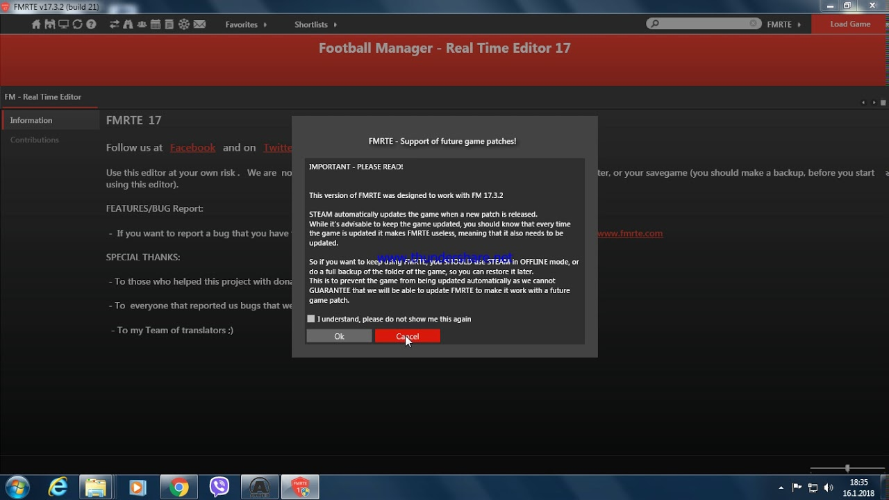 HOW TO CRACK FMRTE 17 FAST AND EASY