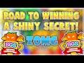 My road to winning in the BGS tournament! *SHINY SECRET WON** | BGS Creator Tournament