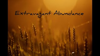 "Cedar United Methodist Church Worship: ""Extravagant Abundance"" 8/23/2020"
