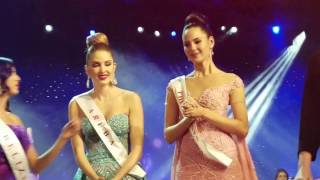 Catriona Gray Emotional Never seen  in MW Finale Original video in HD