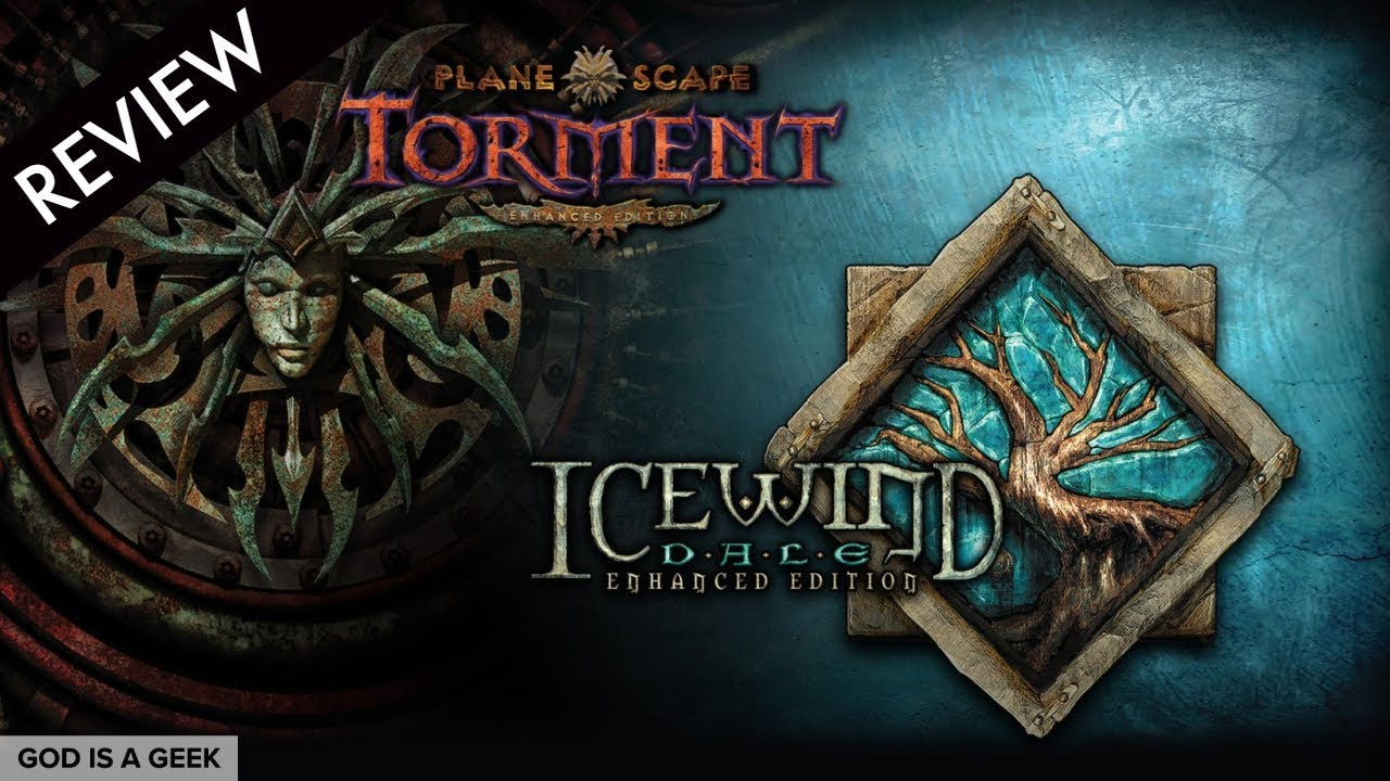 Icewind Dale Planescape Torment Enhanced Edition Review