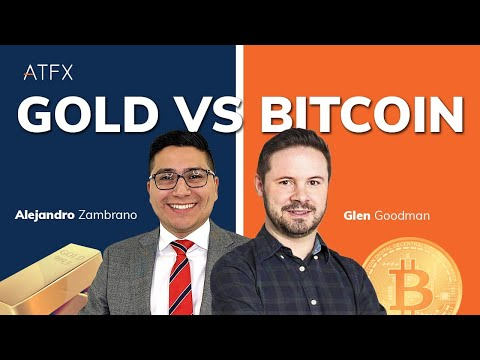 Gold V Bitcoin - Which Is A Better Investment?