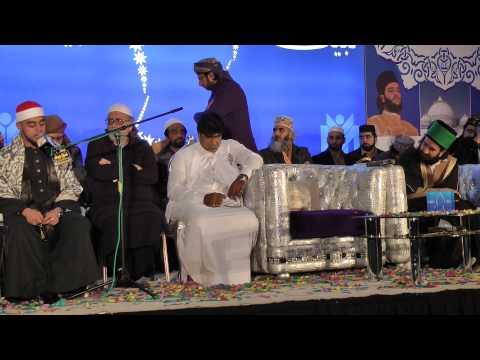 World no.1 Qari M Ayyub Asif in Birmingham