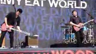 Norwegian Wood 08, Jimmy Eat World - Bleed American