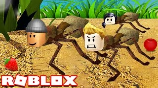 ANT SIMULATOR IN ROBLOX