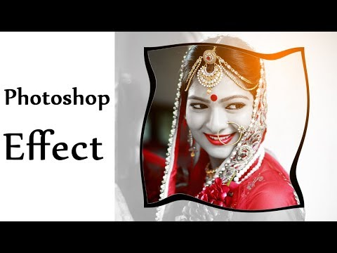 how to use color effect in photoshop hindi tutorial thumbnail