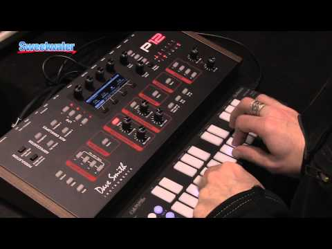 Dave Smith Instrumets Prophet 12 Module - Sweetwater At Winter NAMM 2014