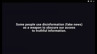 How To Tackle Disinformation Prof Stephan Lewandowsky University of Bristol
