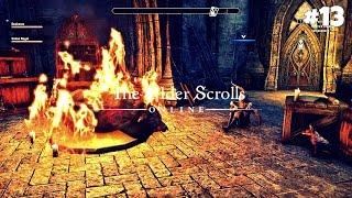 The Elder Scrolls Online - Прохождение #13: Пробудившаяся деревня