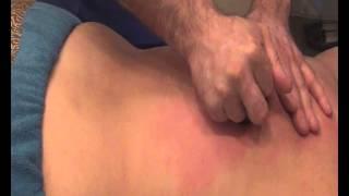 видео Эбонитовая палочка для массажа