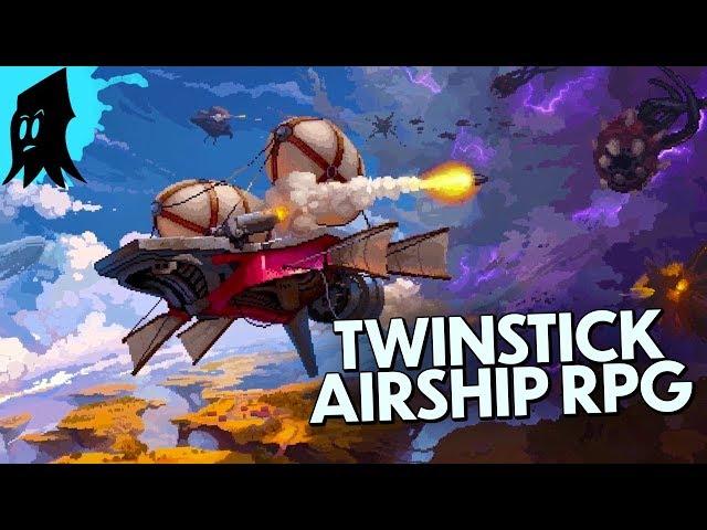Black Skylands - Twinstick Airship RPG