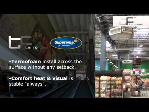 Metal building Insulation Supermarket