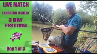 LIVE MATCH//1st Day of Landsend 3 Day Festival//88lb SECTION WIN