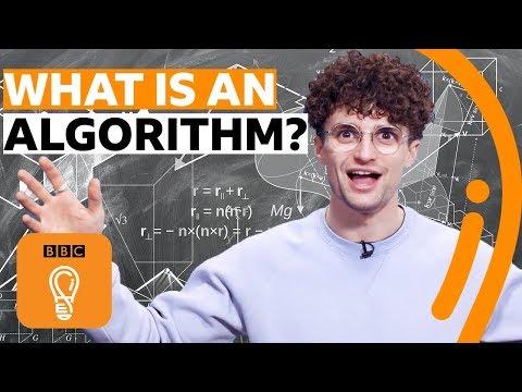 What exactly is an algorithm? Algorithms explained   BBC Ideas