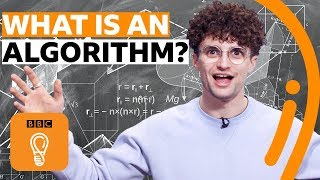 What is an algorithm and how do they work? | BBC Ideas