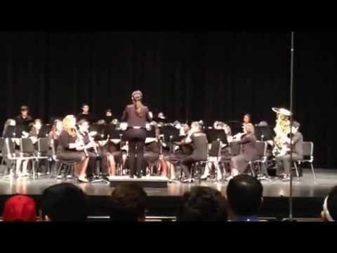 Berta Cabaza Middle School Band