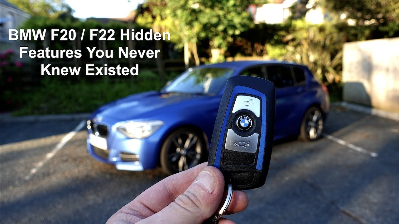 BMW F Series Hidden Features You Never Knew Existed !!
