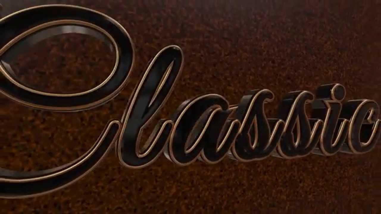Classic logo font Great Vibes