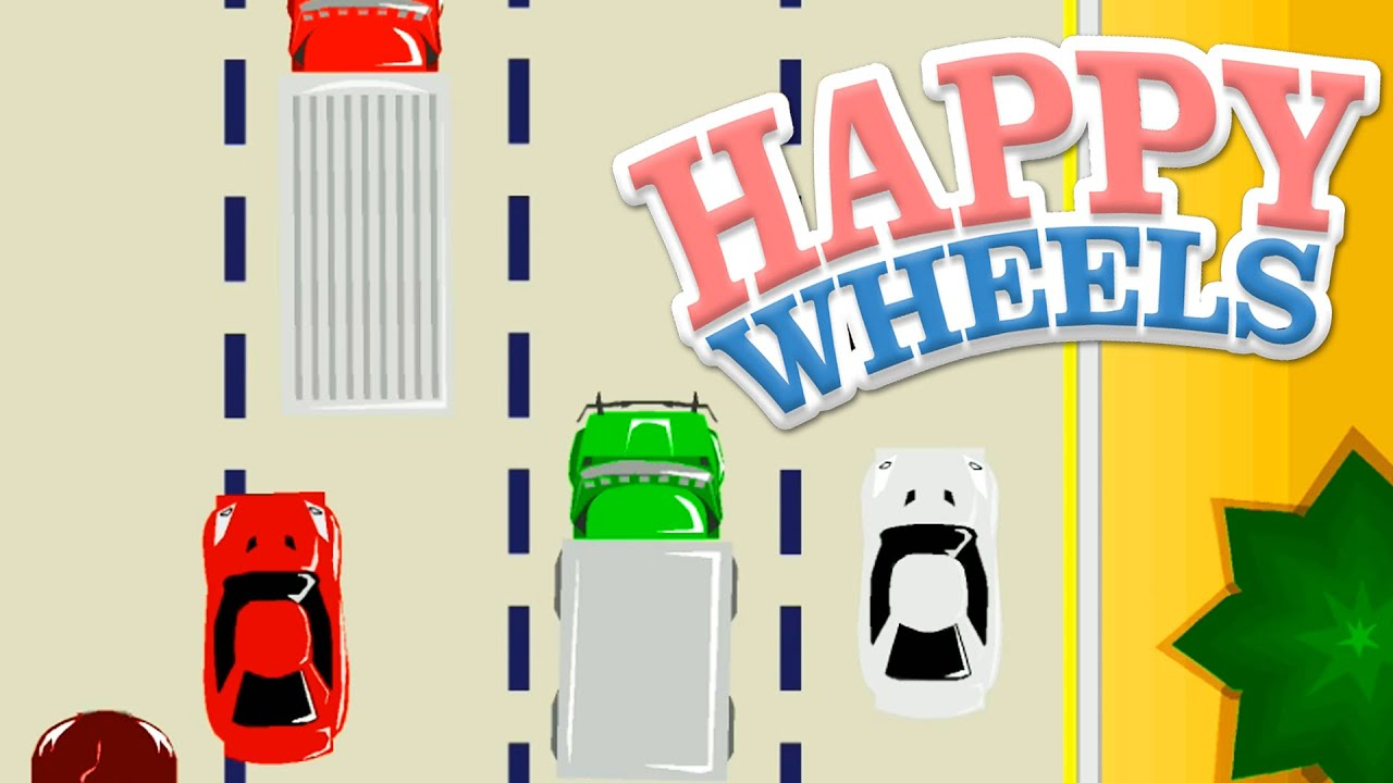 happy wheels original levels