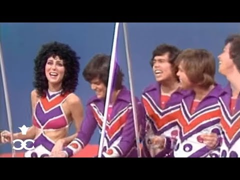 Cher & The Osmonds - Stevie Wonder Medley (Live on The Cher Show, 1975)