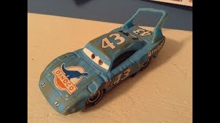 Disney Cars Damaged The King Review