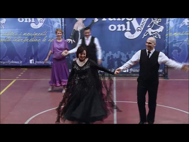 16° spettacolo ASD Francy Only Dance - Balli di coppia 'Mazurca - Polca - Fox Trot'