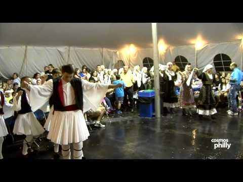 St. Lukes-Greek Affair Dances On!