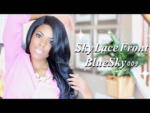 Glam Hair ♥ Sky Lace Front Wig ♥ Bluesky 009 ♥ Elevate