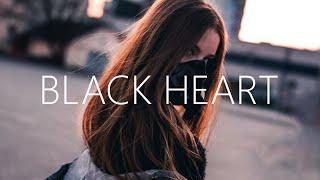Dark Heart - Black Heart (Lyrics)