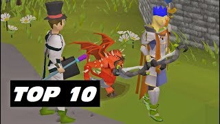 Top 10 Paths to Riches on OSRS