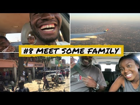 Vlog 8 | Zambia | Meet Some Family! thumbnail