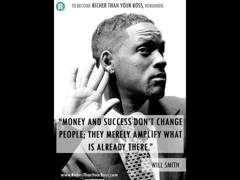 Will Smith – Success Secrets (The Law Of Attraction) over a Drake, Kanye West, J. Cole Type Beat