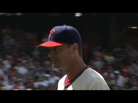 WSH@PHI: Moyer goes six innings for his 250th victory