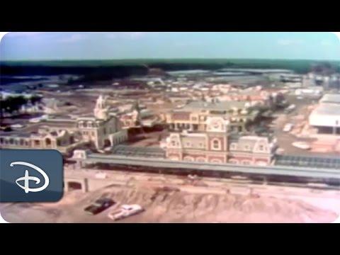 Magic Kingdom Park Construction | Walt Disney World