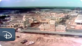 Magic Kingdom Park Construction At Walt Disney World Resort