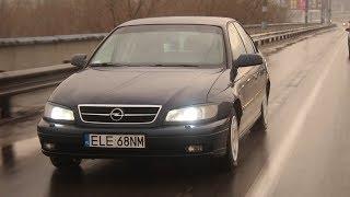 Opel Omega B - последний классический Опель